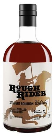 Rough Rider Bourbon Double Casked